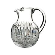 Waterford Lismore Diamond Encore Traditional Lead Crystal Pitcher 40027244