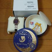 Wicca Sailor Moon 25th Anniversary Collaboration Watch