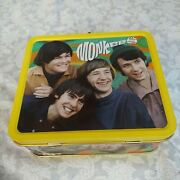 Monkees Tin Lunchbox 1997
