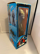 Alien Poseable 18andrdquo Xenomorph Vintage Action Figure Box And Poster Kenner 1979