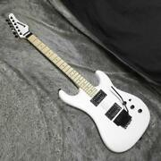 Brand New Kramer Pacer Vintage Pearl White Electric Guitar Free Shipping
