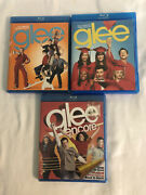 Glee Blu Ray Lot 2 Seasons And Encore New Sealed Complete Season 2and3