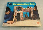 Vintage 1967 Mego Planet Of The Apes - Forbidden Zone Trap Playset W/ Box