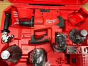 Milwaukee 2633-22 M18 Forcelogic Propex Expansion Tool Kit