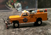 Custom Chevy 1/64 Scale M2 1975 Chevy 3500 Service Bed Welding Rig