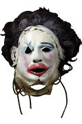 The Texas Chainsaw Massacre Adult Leatherface Mask A