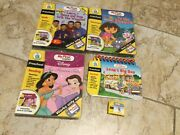 Leap Frog - My First Leap Pad 4 Game Cartridge Lot
