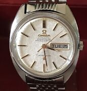 Omega Constellation Automatic Chronometer Stainless Steel Gentand039s Watch St168.019