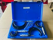 Central Tools 6151 Micrometers 4 Pcs Set 4 0-4 Inch .001in Graduation Usa
