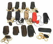 Lot Of 14 X Minox Spy Miniature Ready Cases Divers Most For Gold Edition