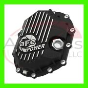 Afe 46-71050b Pro Series Front Differential Cover For 2011-2018 Gm 2500hd/3500hd