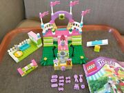 Lego Friends 3942 Heartlake Dog Show - 100 Complete With Manual - No Box