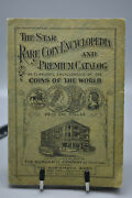 The Star- Rare Coin Encyclopedia And Premium Catalog Coins Of The World. 1934