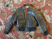 Rare 1950's Bomber/motorcycle Jacket Childs Suze, Made For Jc Penny's