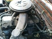 86 Nissan Pickup Z24 8 Plug Engine With 5 Speed Transmission And T-case