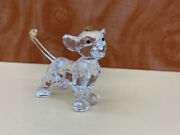 Figurine 1048304 The Lion King Simba 2in Top Condition