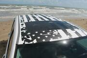Large American Flag Decal For Any Cars Trucks Trailer On Top Roof Hood Side Bed
