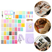 1 Set Useful Accessory Colorful Durable Photo Frame Stickers