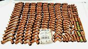 1/2 Copper Press Fittings Elbows Streets 45and039s Coupling 175 @1.60 Ea Free Ship