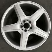 Mercedes Cl And S Class 2008-2014 20 Factory Original Front Amg Wheel Rim 85061