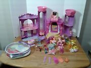 My Little Pony Celebration Castle W/ Lights And Music W/ Ponies Not Complete