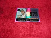 2004 Topps Tribute Hall Of Fame Bat Card Roberto Clemente Nmmt