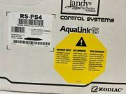New Sealed Jandy By Zodiac Rs4 Pands System Level W/jvaand039s Aqualink Rs Rs-ps4
