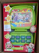 Cocomelon Jj Sing And Learn Laptop Toy Ships Same Day