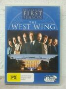 The West Wing Complete First Season 1 Dvd Set Over 15 Hours Region 4 Aust