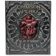Crimson Peak The Art Of Darkness By Mark Salisbury 2015 Hardcover With Poster