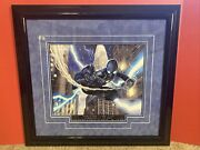 Nycc New York Comic Con Black Suit Spiderman Lithograph Signed Limited Edition