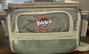 Wicked Gear Tackle Bag With Boxes Rare - Last One