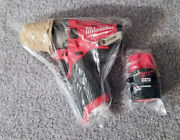 New Milwaukee M12 Fuel Cordless Hammer Drill Driver 2504-20 -cp2.0 2.0ah Battery