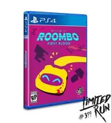 Limited Run 399 Roombo First Blood Ps4 Preorder Rare Playstation 4 Roomba