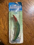 Luhr Jensen Pre Rapala Kwikfish K15 New In Package Made In Usa Plug
