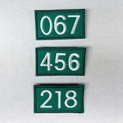 Squid Game Number Patch Name Tag 218001067456 Usa Stock Ships In 1 Day