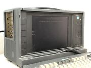 Vintage Dolch Pac60 Rugged Portable Add-in Computer Dos Network Analyzer