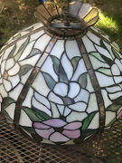 Style Stained Glass Lamp Shades 22 Inch