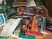 Lot Vintage Tsr 80and039s Advanced Dungeons And Dragons Collection 22 Books Cards Guide