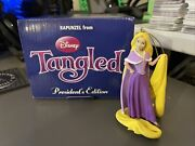 Grolier Disney Rapunzel Tangled President's Edition Ornament Early Moments Rare