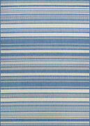 Couristan Recife 7and0396 X 10and0399 Rectangle Area Rugs In Champ/blue 53131212076109t