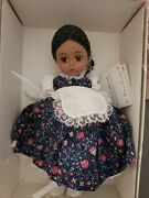 Madame Alexander 8''doll Little Collector Sdh African American mib Nrfb