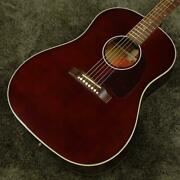 Gibson Limited Edition J-45 Standard Wine Red 2015 Acoustic Guitar