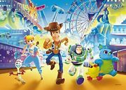 500 Piece Jigsaw Puzzle Toy Story 4 -carnival Adventure- [puzzle Decoration]