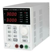 Power Supply, 1ch, 30v, 3a, Prog, Manufacturer Warranty 1 Year, No. Of For Tenma