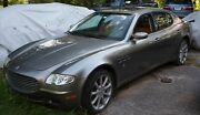 2005 Maserati Quattroporte 2005 Maserati Quattroporte Sedan 4d As-is For Parts Or Repair