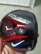Nike Vrs Covert Tour Menand039s Right Handed Driver Head Only Good Condition