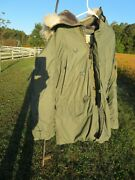 Vintage Usaf Issued N3b Extreme Cold Weather Parka Medium Excellent Condition