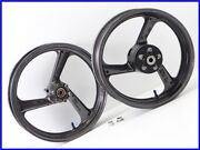 Yamaha Tzr250r 3xv Genuine Wheel Front And Rear Set Ppp