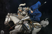 Sideshow Deluxe Zhao Yun 1/4 Statue W Baby By Infinity Studio - Nib Sold Out